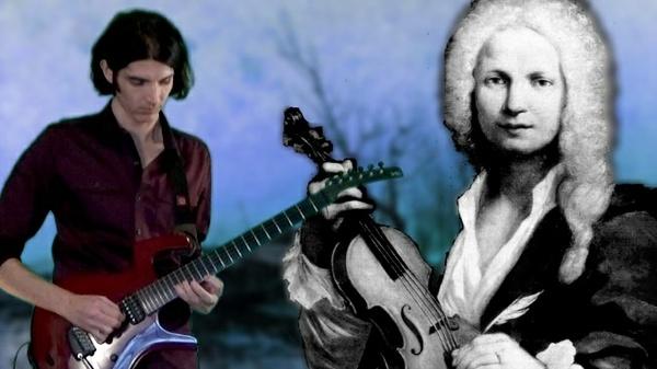 Winter - The Four Seasons - Vivaldi - Dan Mumm - Song, Tab and Backing Track