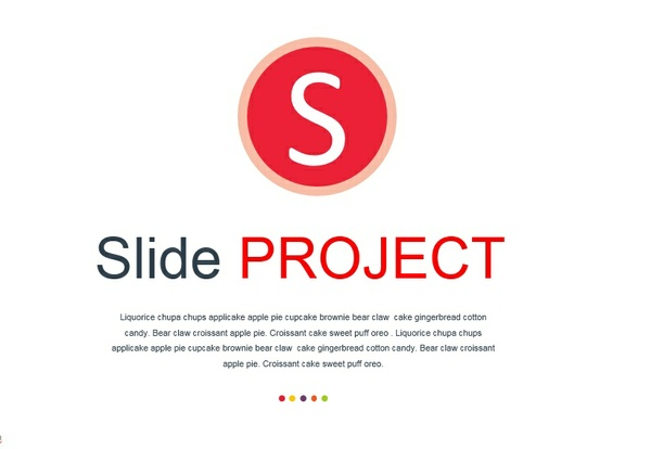 Powerpoint templates sellfy slide project presentation template toneelgroepblik Images