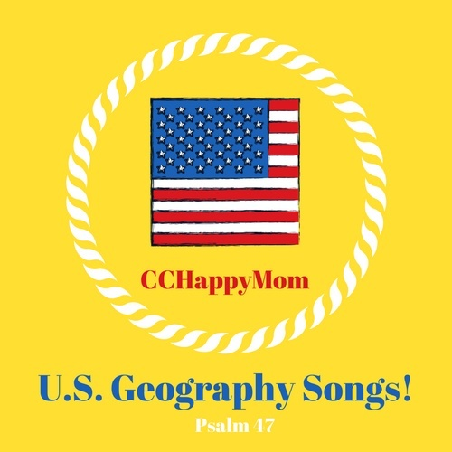 MP3 of US Geography Songs - Zip File