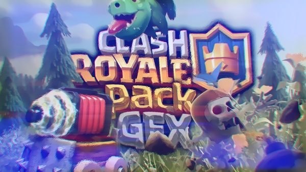 FREE CLASH ROYALE PACK.