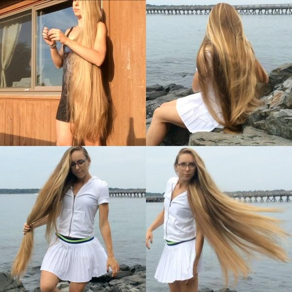 VIDEO - Luxury hair