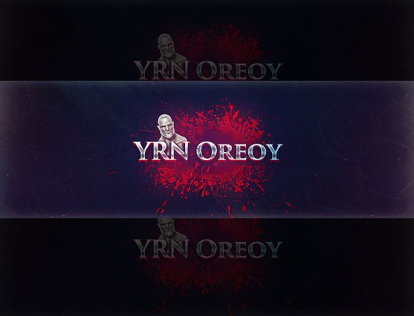 """YRN Oreoy"" PSD - 100% Customizable!"