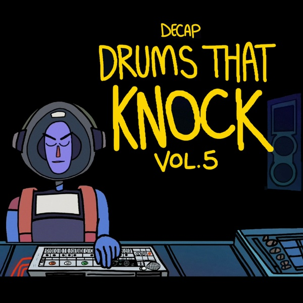 Drums That Knock Vol. 5