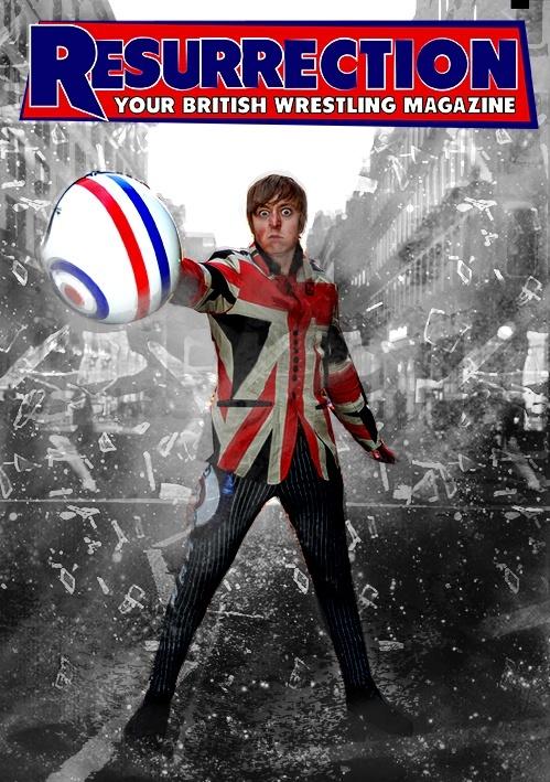 "Resurrection ""Your British Wrestling Magazine."" Issue 7"