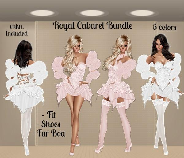 WNT -27 Royal Cabaret Bundle