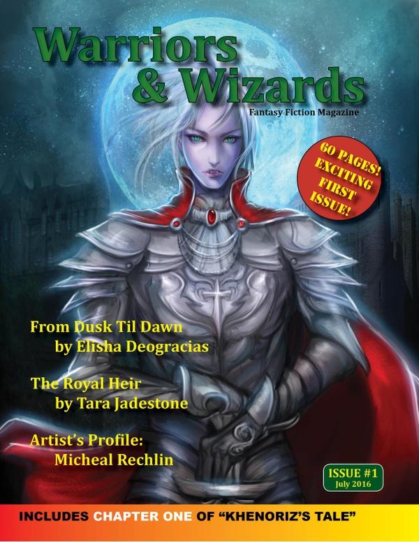 Warriors & Wizards Magazine #1