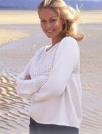 Beach Stroll Pullover