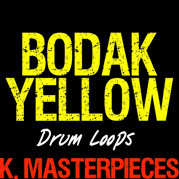 Bodak Yellow - Drum Loops - Inspired by Cardi B