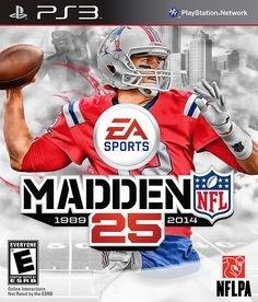 Madden NFL 25 (Madden NFL 17  Edition) (PS3)