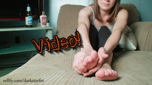 Jessika Star Feet and Lotion