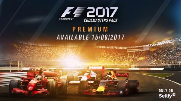 F1 2017 CODEMASTERS PACK PREMIUM (V 1.0)