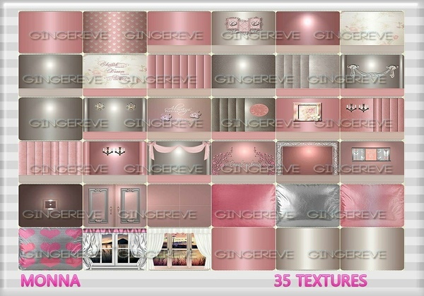Monna Room Textures