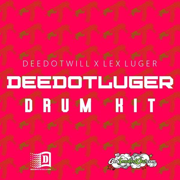 Deedotwill x Lex Luger - Deedotluger Drum Kit