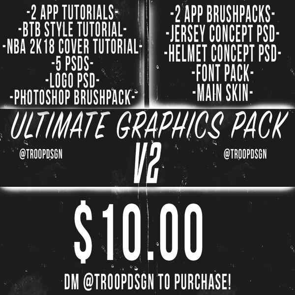 Ultimate Graphics Pack V2