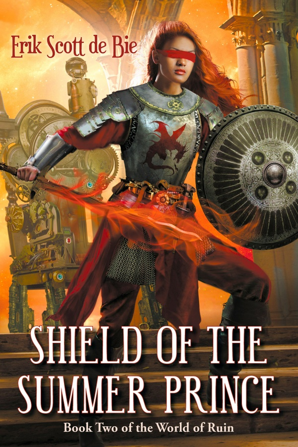 Shield of the Summer Prince - Erik Scott de Bie (epub)