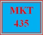 MKT 435 Week 4 Consumer Decision Making Paper