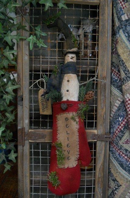 #467 snowman mitten e pattern
