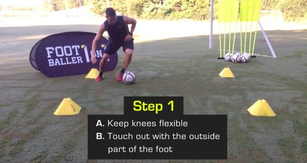 1. Basic Ball Mastery