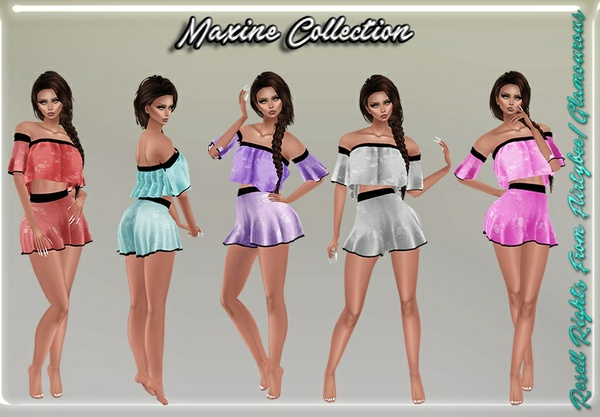 Maxine Collection Catty Only!!!