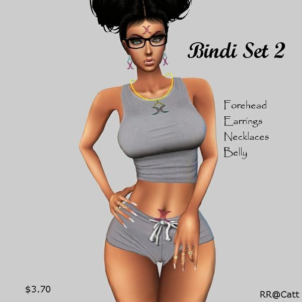 Bindi Set 2
