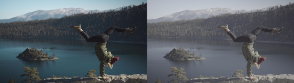 Tahoe LUT ONLY - Slog2