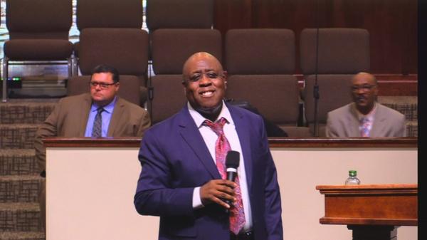"Pastor Sam Emory 12-11-16am "" The Hidden Word "" MP3"