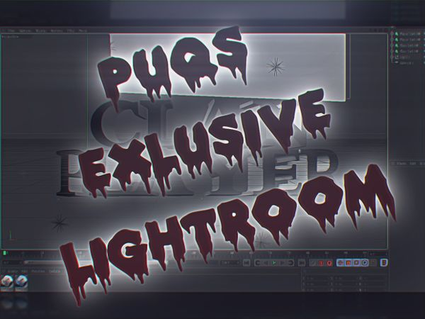 Exclusive Lightroom