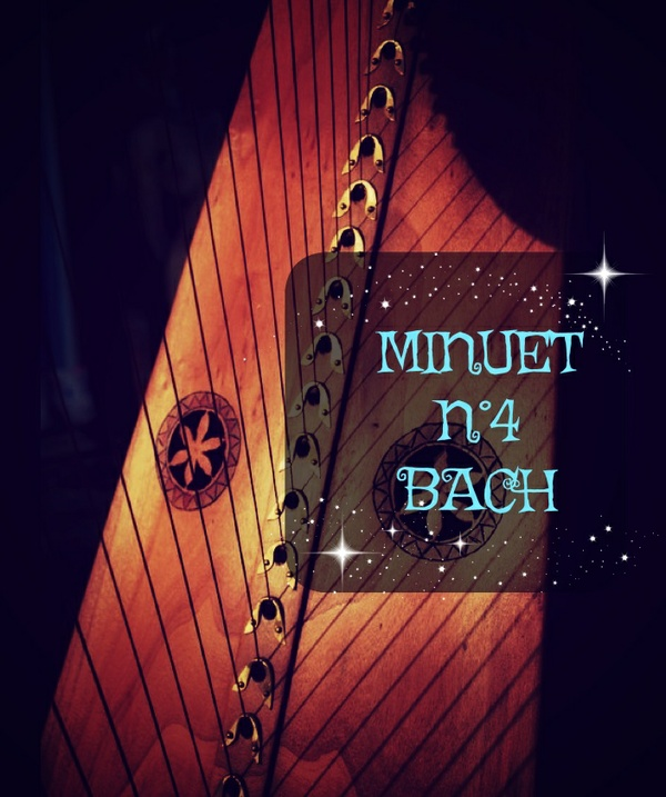 251-MINUET IN G BACH 34S PACK