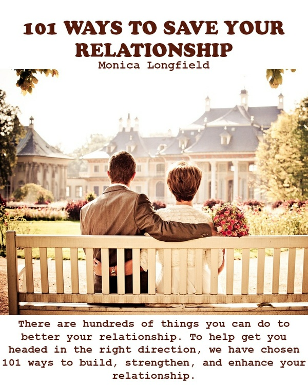 101 Ways To Save Your Relationship