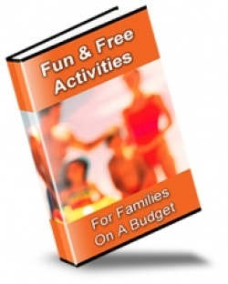 FREE eBook With Master Resell Rights Fun Free Activities For Familes On A Budget