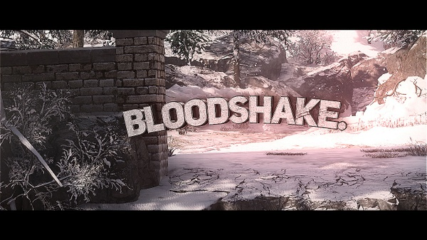 'Bloodshake.' Project File
