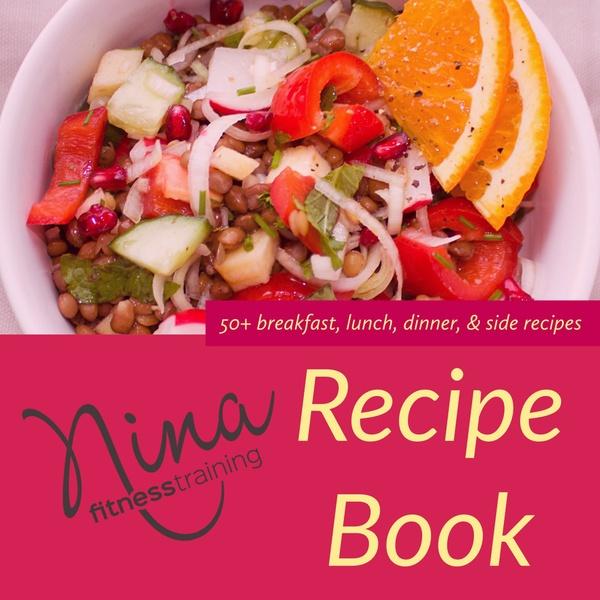 Recipe Book, Grocery & Brands List Ebook