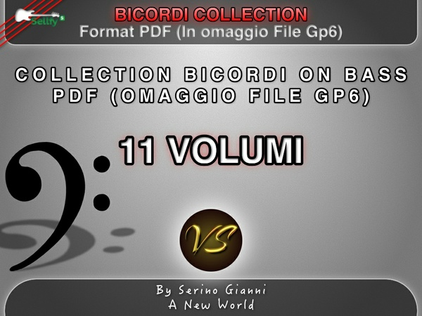 COLLECTION BICORDI ON BASS PDF (OMAGGIO FILE GP6)