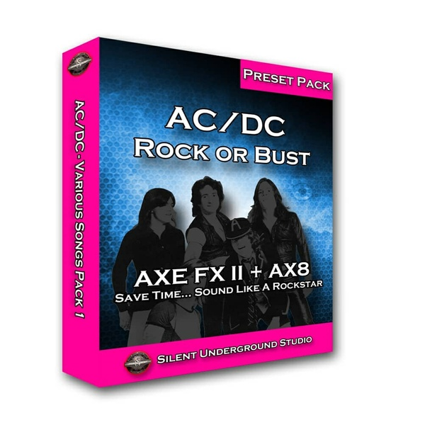 "AC/DC ""Rock Or Bust"" (FAS)"