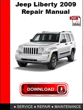 Jeep Liberty 2009 Repair Manual
