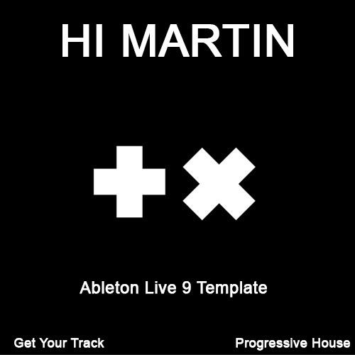 Get Your Track - Hi Martin