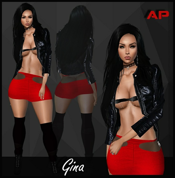 Gina Jacket & Mini