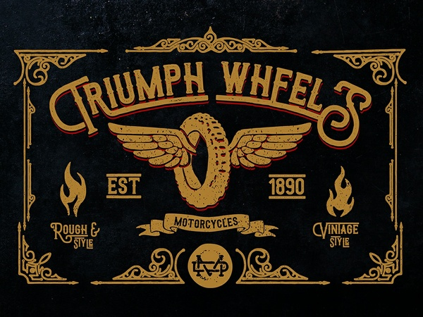 Triumph Wheels + Bonus