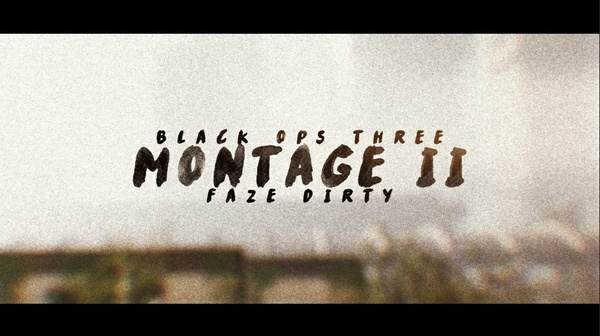 FaZe Dirty: BO3 Montage #2 Project File (+Clips)