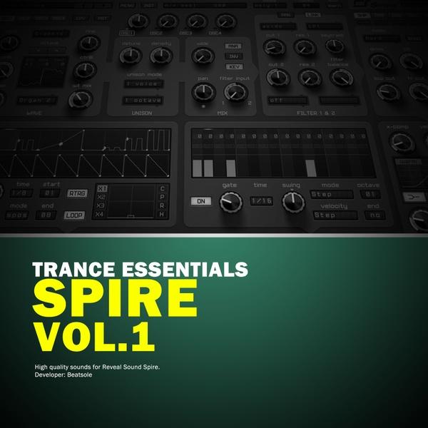 Trance Essentials Spire Vol. 1