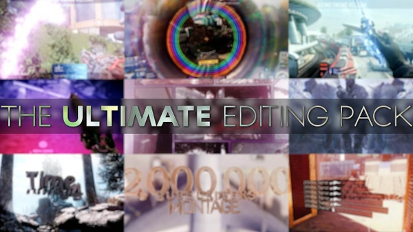 The ULTIMATE Editing Pack! [NEW]