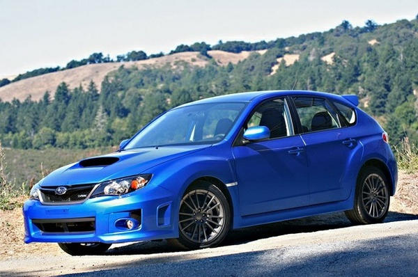 Subaru Impreza WRX / WRX STI 2014 Factory Service Workshop repair manual