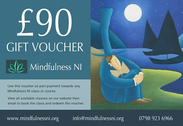Mindfulness NI £90.00 Gift Voucher