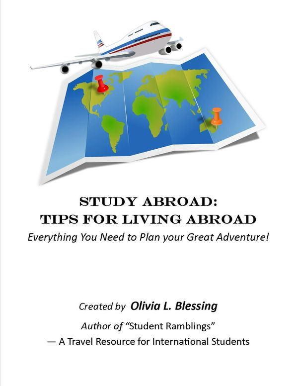 Study Abroad: Tips for Living Abroad