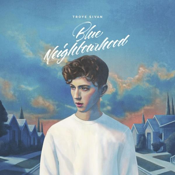 "Troye Sivan - ""Blue"" ft Alex Hope (Piano Midi)"