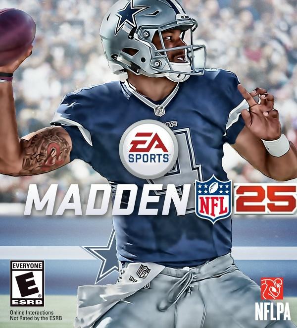 Madden 25 2017 NFL Draft Roster Update (Xbox 360)