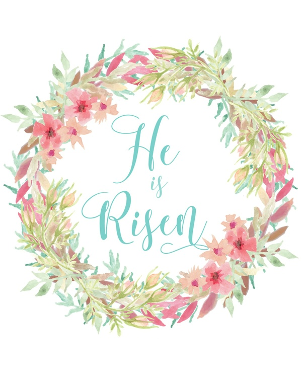 He is Risen- Digital download