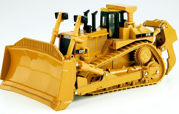 Caterpillar D11R Track-Type Tractor Parts Manual Download