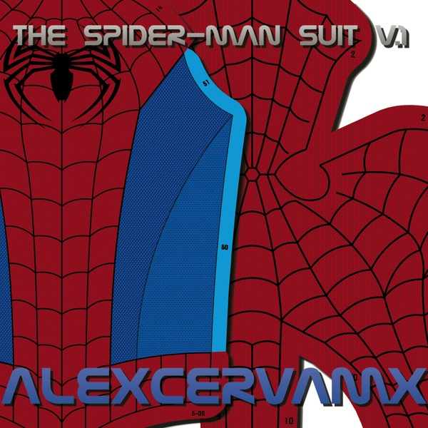 AlexCerva's The SM Suit Dye-Sub Pattern (No Shade)