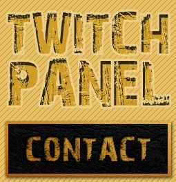 Twitch Panel Gold